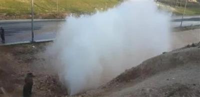 «الكهرباء والماء»: كسر بأحد الخطوط تسبب في قطع المياه عن بعض المناطق