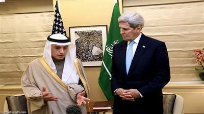 كيري: نشاطر السعودية مخاوفها