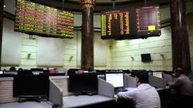 البورصة المصرية تخسر 10 مليارات جنيه في 10 دقائق