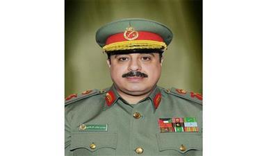 وكيل الحرس الوطني الفريق الركن مهندس هاشم الرفاعي
