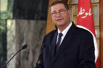 رئيس الوزراء التونسي الحبيب الصيد