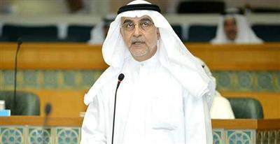 النائب احمد لاري