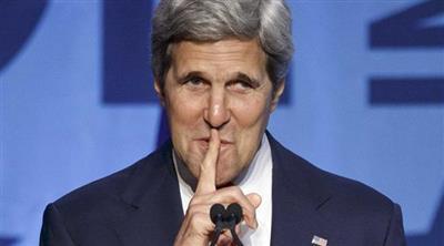 المعارضة السورية: سنرد بقوّة على ضغوطات كيري بشأن محادثات السلام