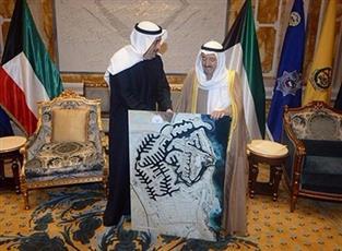 سمو الأمير مستقبلاً فواز خالد المرزوق