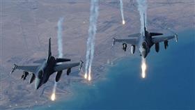 قوات التحالف الدولي تشن 18 غارة على مواقع داعش بالعراق وسوريا