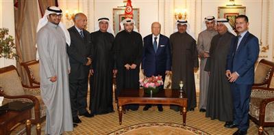 الرئيس التونسي: هناك تجاوب حقيقي ورغبة ثنائية صادقة لتعزيز العلاقات التونسية الكويتية