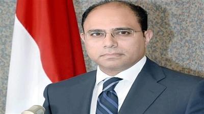 المتحدث باسم الخارجية المصرية أحمد أبو زيد