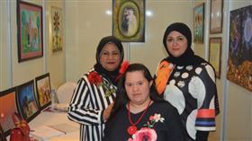 أنفال بوحمد تحقق المركز الثالث بالملتقى الخليجي الأول للنساء من ذوي الإعاقة