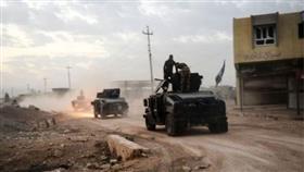 الموصل.. القوات العراقية تسيطر على مبنى التلفزيون