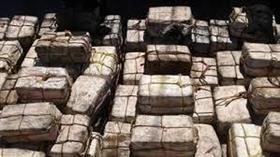 طن و300 كيلو غرام أكبر كمية مخدرات تم ضبطها في تاريخ موريتانيا
