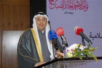 وزير العدل ووزير الأوقاف والشؤون الإسلامية يعقوب الصانع