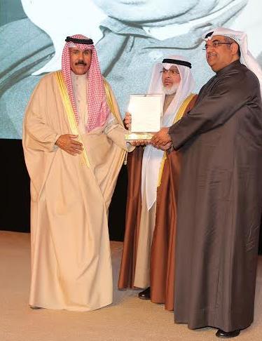 سمو الأمير يرعى احتفالية الذكرى الخمسين لإنشاء ديوان المحاسبة