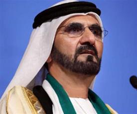 نائب رئيس دولة الإمارات أعلن عن