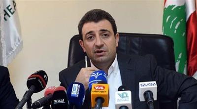 وزير الصحة اللبناني وائل أبو فاعور