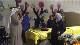 العسعوسي : مشاركة 18 مدرسة تضم جميع الإعاقات بالتعاون مع المؤسسات الحكومية والأهلية