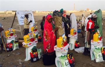 «النجاة الخيرية»: «غذاء وإيواء» لإنقاذ المتضررين في منطقة الحديدة المنكوبة باليمن