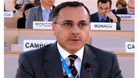مندوب دولة الكويت الدائم لدى المقر الاوروبي للأمم المتحدة والمنظمات الدولية في جنيف السفير جمال الغنيم