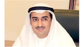 وزير التجارة والصناعة الدكتور يوسف العلي