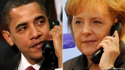 أوباما وميركل يبحثان «تداعيات» خروج بريطانيا من الاتحاد الأوروبي
