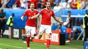 ويلز إلى نصف نهائي كأس أوروبا 2016