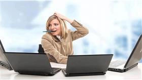 دراسة: المرأة العاملة أكثر توترا من الرجل