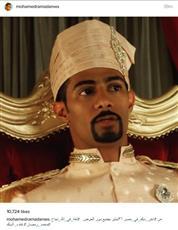 محمد رمضان ينشر أول صورة من فيلم «آخر ديك فى مصر»:  ثقة في الله نجاح