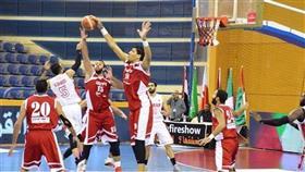 مصر تفوز على المغرب وتُتوج بالبطولة العربية للسلة