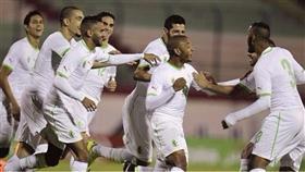 لاعبو منتخب الجزائر