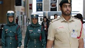 قوات الأمن الإماراتية