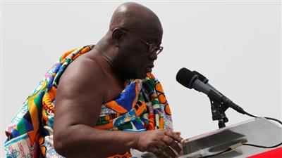 اتهام رئيس غانا الجديد بسرقة غريبة من نوعها !