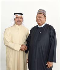 مغادرة السكرتير العام لمنظمة الدول المصدرة للنفط «أوبك» محمد باركيندو