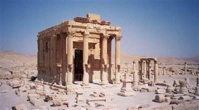 «داعش» يقف خلف تلغيم المواقع الأثرية في تدمر تمهيداً للانسحاب