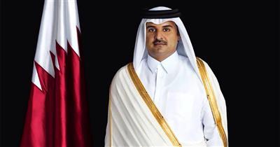 أمير قطر يؤكد وقوف بلاده مع الإمارات ضد العنف والإرهاب