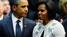 أوباما في عيد ميلاد زوجته ميشيل الـ53: أحبك!