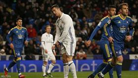 ريال مدريد يواجه خطر الخروج.. وزيدان يبرر: الفريق اهتز عقلياً بعد الخسارة الاولى