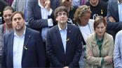 الزعيم الانفصالي لكتالونيا كارلس بوتشيمون