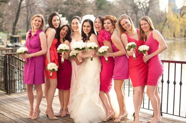 أساسيات في اتيكيت حفل الزفاف