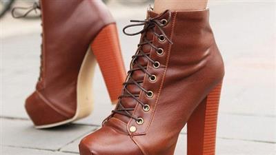 هذه هي موضة ألوان الأحذية هذا الشتاء