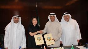 «المجلس الوطني للثقافة» يوقع اتفاقية مع دار صينية لتوزيع إصداراته إلكترونياً