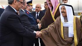 سمو أمير البلاد يصل إلى تركيا لترؤس وفد الكويت في قمة منظمة التعاون الإسلامي