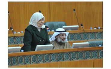 وزيرة الشؤون: لا شبهة إرهاب في التبرعات