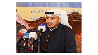 عضو مجلس إدارة الهيئة العامة للشباب والرياضة السابق خالد فهد الغانم