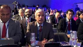 الوقيان: انخفاض عائدات النفط لن يؤثر على  دور الكويت الريادي في دعم التنمية
