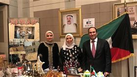 بعثة الكويت لدى الأمم المتحدة تخصص ريع السوق الخيري السنوي للاجئين السوريين
