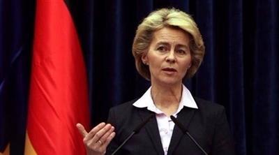 وزيرة الدفاع الالمانية تحذر من تحويل الحرب ضد «داعش» إلى معركة ضد كل المسلمين