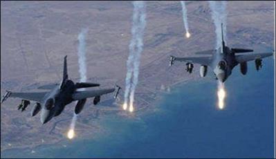 «التحالف» تشن 41 غارة على مواقع «داعش»  في سوريا والعراق