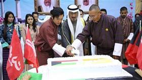 سفارة دولة الكويت لدى بوتان تحتفل بالأعياد الوطنية