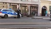 بالفيديو - لحظة إطلاق النار على منفذ عملية الدهس بمدينة هايدلبرغ في ألمانيا