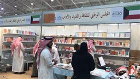 المشاركة الكويتية المتميزة بمعرض الرياض الدولي للكتاب تلقى اقبالا جماهيريا كبيرا