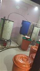 «الداخلية»: ضبط مصنع للخمور في منطقة القرين